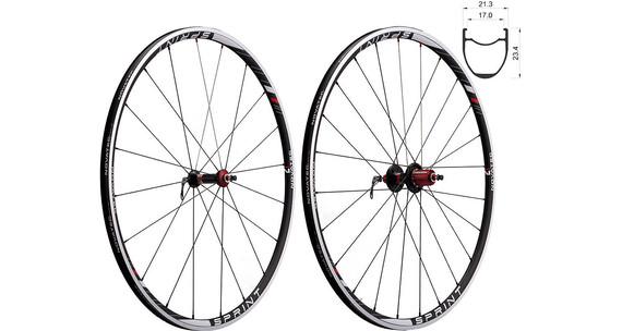 Novatec Sprint U1 Laufradsatz Rennrad 8-11fach